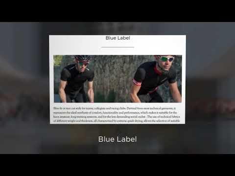 Nalini Cycling Clothes - Nalini Custom