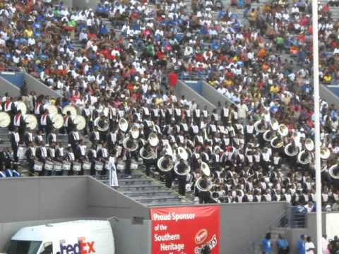 Tennessee State - Yeah You Know vs Jackson ST 2010