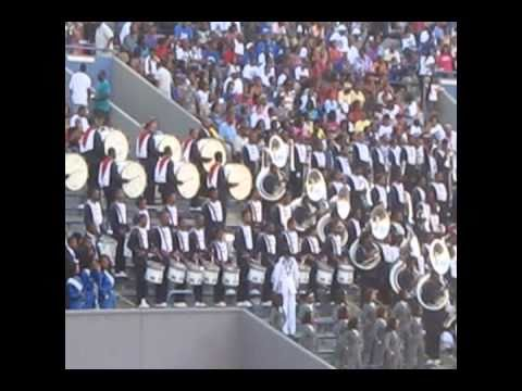 Tennessee State - We Ready vs Jackson ST  2010