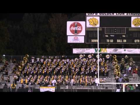 AAMU vs UAPB 2010 - Fifth Quarter part 3