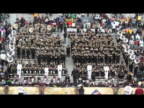 AAMU vs ASU Magic City Classic 2010 - Fifth Quarter part 2