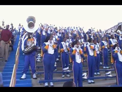 Albany State University Neck-re-amped 2010
