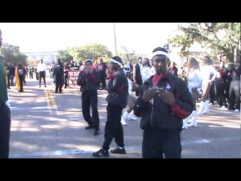 Pine Bluff High vs Whitehaven Round 1 2010