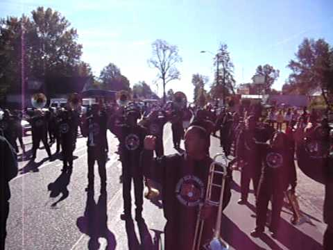 MISSISSIPPI DELTA COMMUNITY COLLEGE MARCHING BAND