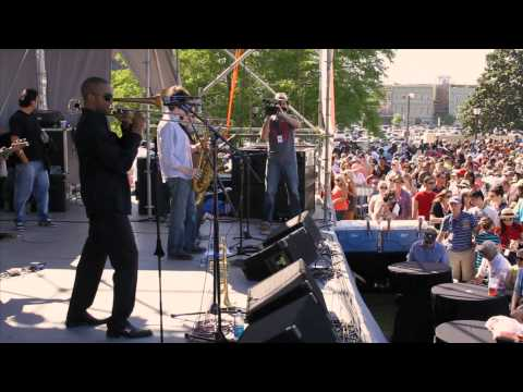 Trombone Shorty - Where Y'At