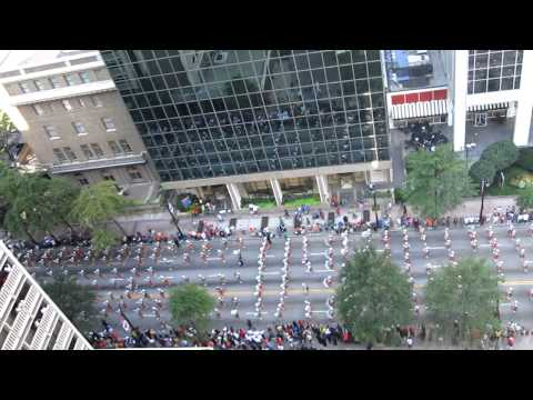 ATL Classic Parade From Hotel