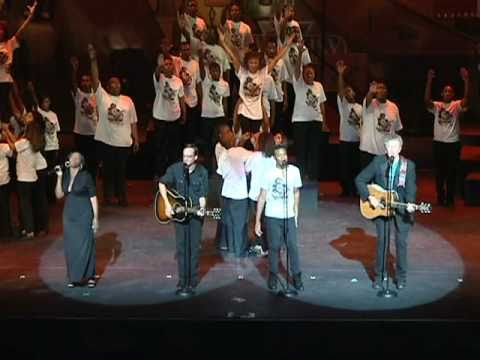 Us doing our finale  Echoes of Truth 2010