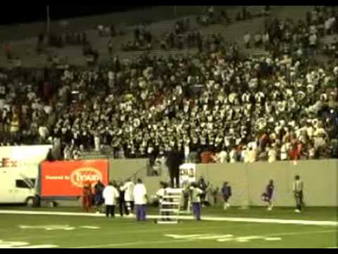 Jackson State vs Tennessee State - Southern Heritage Classic 2006 5th pt 1