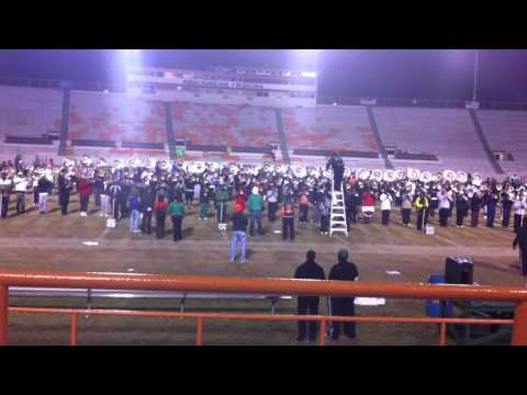 FAMU Marching 100 Space Chords