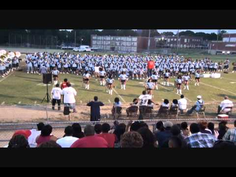 MASMB(Memphis All- Star Mass Band)-Baby come to me 2011.