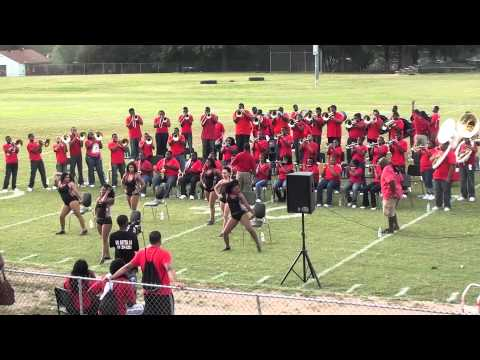 ARKANSAS ALUMNI BAND VS MEMPHIS MASS BAND ROUND 2 2011