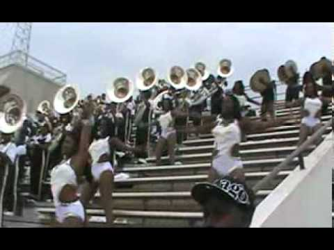 MVSU Satin Dolls vs. Alabama State University 2011(1st half)