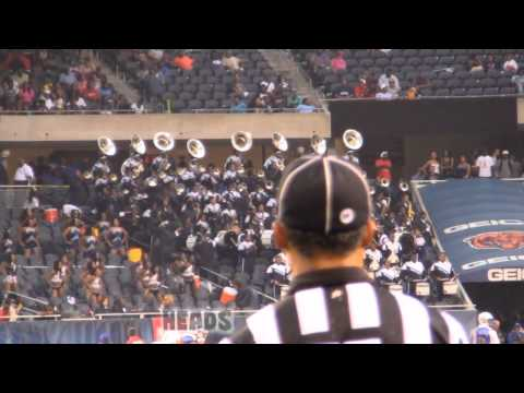 Hampton Marching Band SOS 2011
