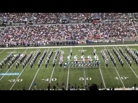 Jackson State Halftime Southern Heritage 2011