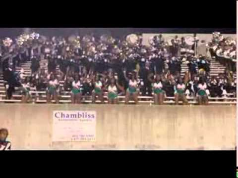 MVSU VS. ALCORN 2011 (BREAK MY HEART-RICK ROSS & ESTELLE) ~ SATIN DOLLS