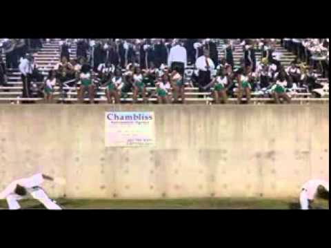 mvsu vs alcorn 2011 (baby come to me) ~ satin dolls