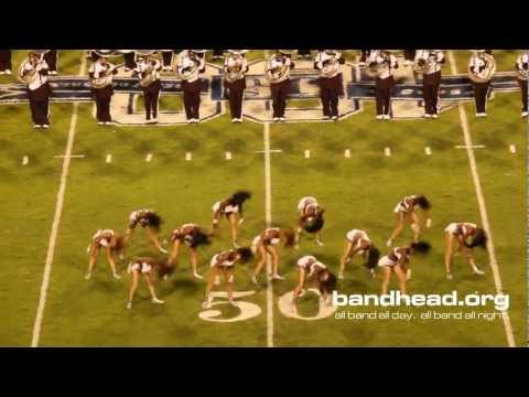 Texas Southern University Marching Band (2011) - Halftime Drill
