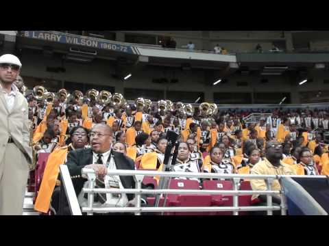 "UAPB - ""WILDFLOWER INTERLUDE"" GATEWAY CLASSIC 2011"