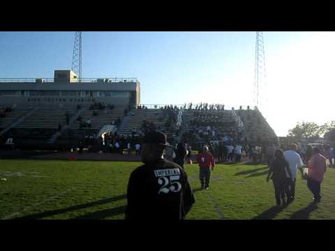 MVSU VS JSU 2011 5TH QUARTER RD 4