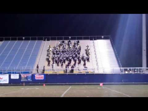 Fort Valley St. vs. Morehouse - 2011 5th Quarter Part 3