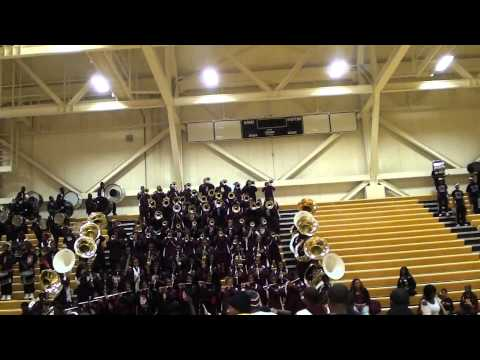 Pine Bluff High & Oakhaven - Tupac's Back 2011