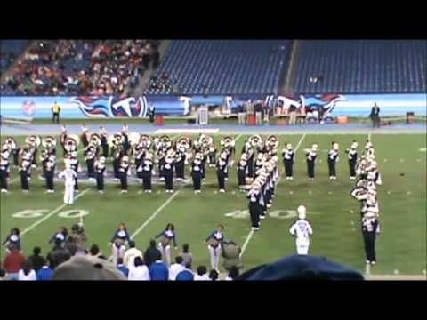 Tennessee State University Slideshow & Halftime Homecoming 2011