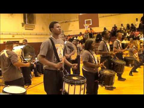 PROVINE vs 4 Walls of Funk vs FAIRLEY DRUMLINE ROUND 1 2011