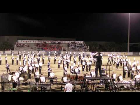 H.B. Plant High Marching Band Tarpon Springs 2010