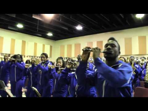 South Carolina State - 2012 Honda Battle of the Bands Announcement Tour