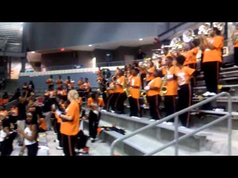 lancaster tiger band 2012-turn on the lights/all i do is win