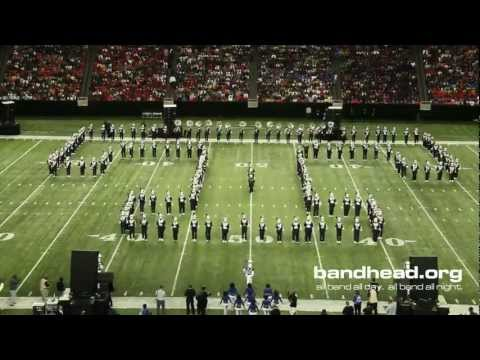 Marchingsport Edition - Tennessee State University @ Honda Battle of the Bands 2012