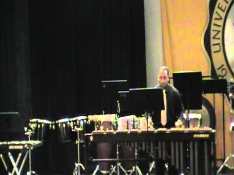 UAPB Percussion Ensemble - Kaylon