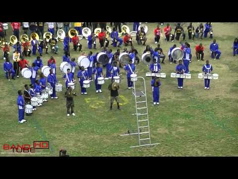 """Battle in the Valley: Fort Valley """"Death Squad"""" Percussion Section 2012"""