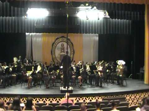 UAPB Gold Concert Band - United Nations March