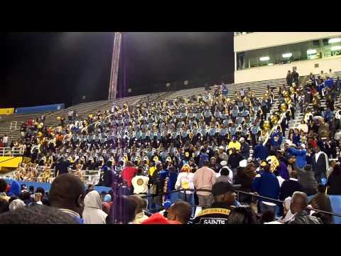 Southern University Human Jukebox 2011 - Let Yah Mind Be Free