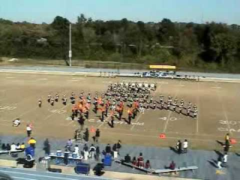 JCSU IIOS Field Show vs Shaw University