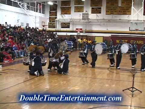 JCSU Funk Phi Mob performance at High Stepping Nationals 2011