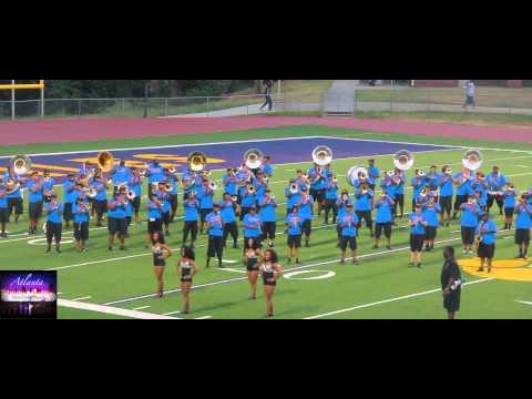 "Atlanta Alumni All-Stars- ""My Band"" Fanfare"