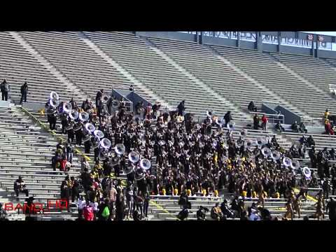 GSU RAPING AAMU with NECK @ SWAC Championship 2011