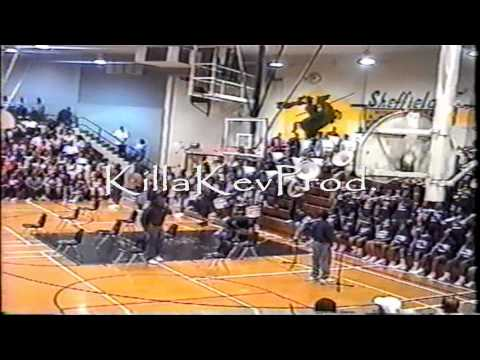 Memphis Alumni Band v.s. Memphis All-Star Showdown - 2003  (Uncut)