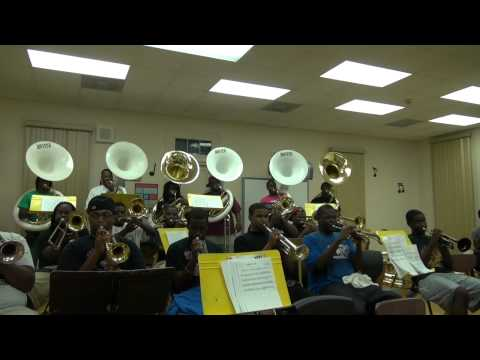 Inside The New Orleans All-Star Band Part 7 HOUSTON WEEK Continuation#1