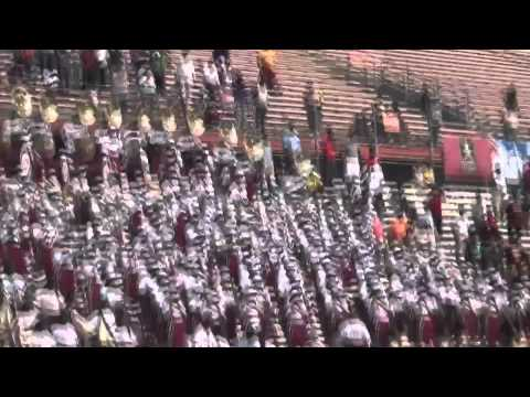 """5th Quarter (Part 2) B-CU """"Marching WildCats"""" vs. ASU """"Mighty Marching Hornets"""""""