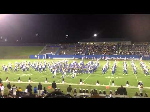 Albany State MRSB Halftime Show 2012