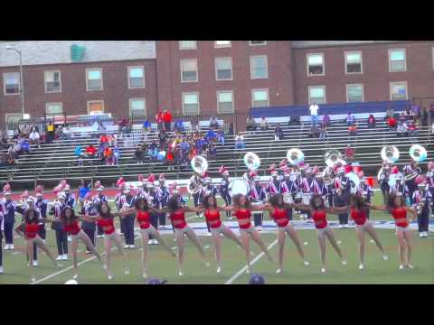 "2012 Howard University ""Showtime"" Marching Band (Home Opener)"
