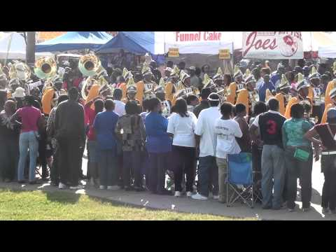 UAPB AT TENNESSEE ST HOMECOMING PARADE 2012