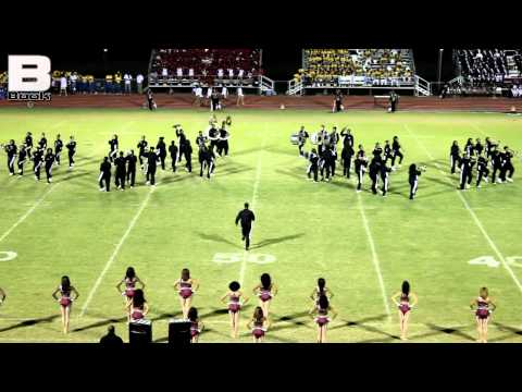 Northwest Raider Band - Jeanerette Battle 2012
