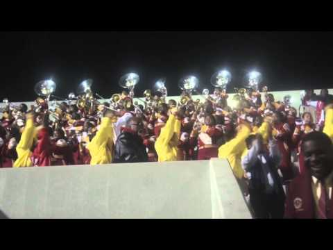 "2012 Marching Crimson Piper ""Ball & Parlay"" 2012 SIAC Championship GAME"