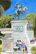 Horse Tamer's Gate, Prospect Park, Brooklyn
