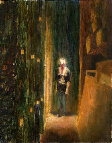 Tun Myaing     Hallway Study 13