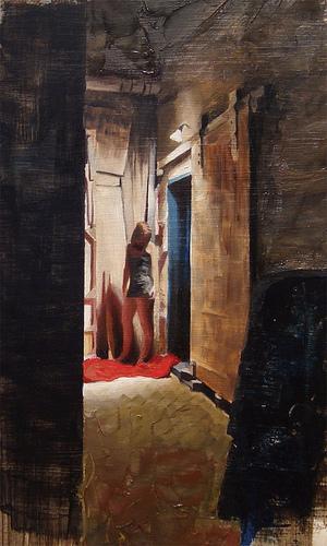 Tun Myaing  |  Hallway Study 2